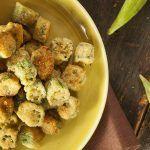 Conheça a receita de anéis de cebola fritos e aprenda a fazer deliciosos aperitivos. Clique aqui e saiba mais.
