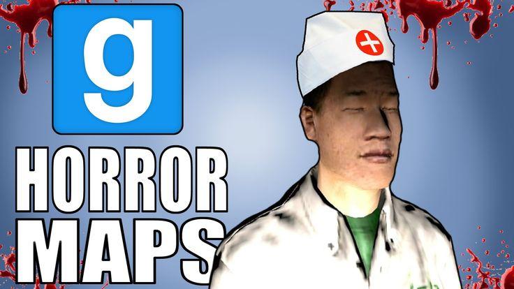 Gmod: Das Krankenhaus der verschlossenen Türen (Garry's Mod Horror Maps)