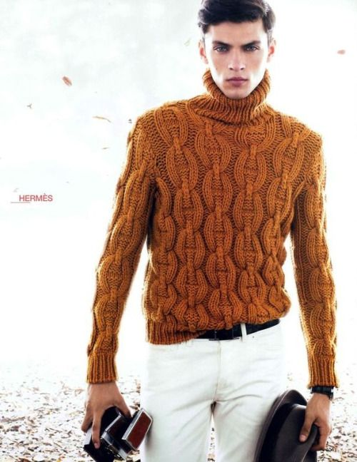 """fuzzyfindings: """" mensfashionworld: """" Silviu Tolu for Uomo Magazine """" The pattern reminds me of wallpapers of the 70's. Not sure if I really like it. """""""
