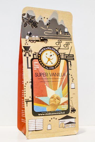 Super Vanilla-kahvi