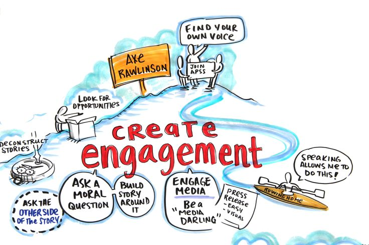"Create mountains of engagement with Grant ""Axe"" Rawlinson"