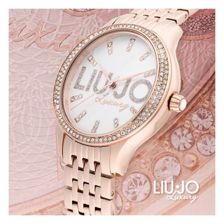 Liu Jo watch 'Giselle', with its warm colors, marks the time of the cold season ...