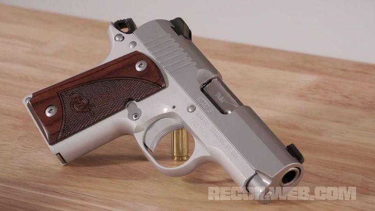 RECOILtv Gun Room: Kimber Micro 9 (full episode)