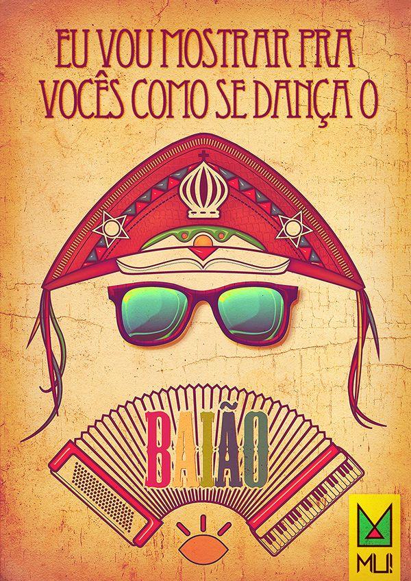 Baião - Composição: Humberto Teixeira / Luiz Gonzaga