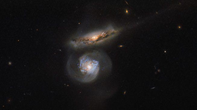Výsledek obrázku pro fotky vesmíru od nasa 2017