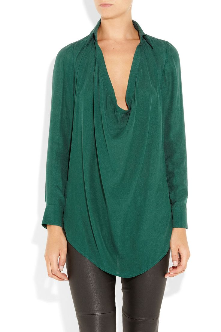 60 best Bold in my Green Shirt images on Pinterest | Green blouse ...
