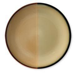 Pfaltzgraff Everyday Java Dinner Plate by Pfaltzgraff. $7.99. 5034566 Java's tri-colored pattern is a good fit for any occasion, casual to formal. The exterior is evenly divided between chocolate brown and a lighter coffee tone, and the interiors are two shades of cream. The most important piece of your dinnerware set! Not just for your main meal, but as a small serving plate. Be sure to have plenty on hand for family celebrations or when extra guests arrive. Fea...