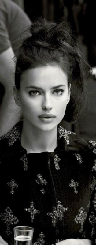 Irina Shayk - shes so beautiful its not fair !