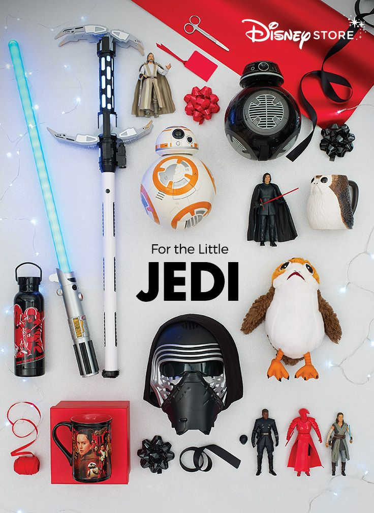 Gift magic this Christmas with Disney Store, to make your Little Jedi's festive season special. Find the perfect gift online or in store. Check out our Christmas Gift Guide now.