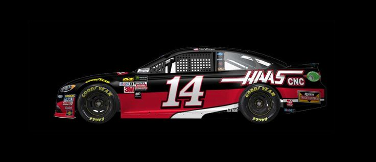 Paint Scheme Preview: Michigan and Gateway Wednesday, June 14, 2017 Clint Bowyer will drive the No. 14 Haas Automation Ford.  SHOP: Clint Bowyer die-casts Photo: 5 / 27