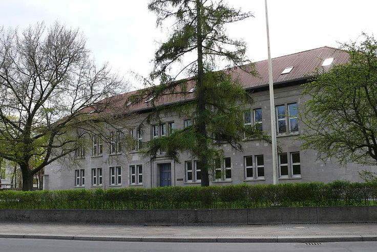 Berlin-Tiergarten,Krupp Haus heute Canisius Kolleg