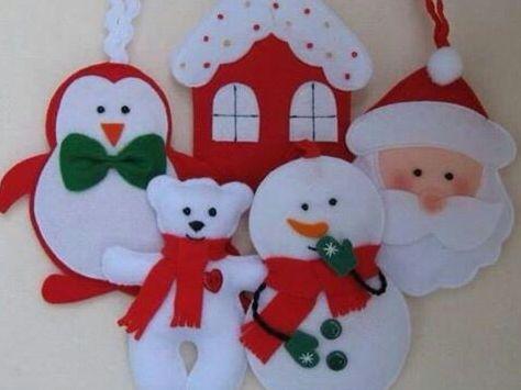 Faire Des Decorations De Noel Pour Debutante