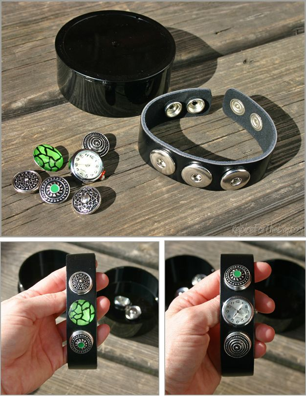 Create unlimited #variety and #style for your #jewelry and 3accessories with #Chuck-Chucks #Jewelry