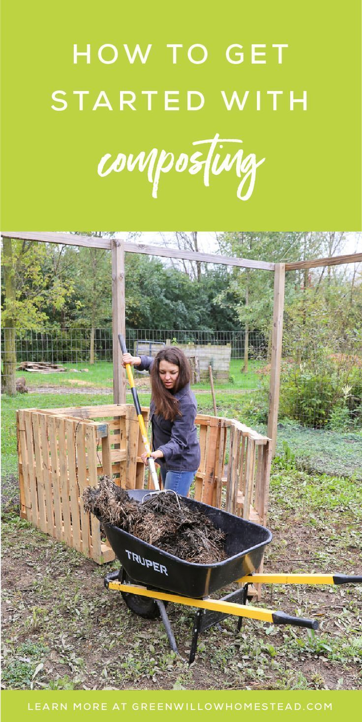 How To Get Started With Composting Positively Green Podcast