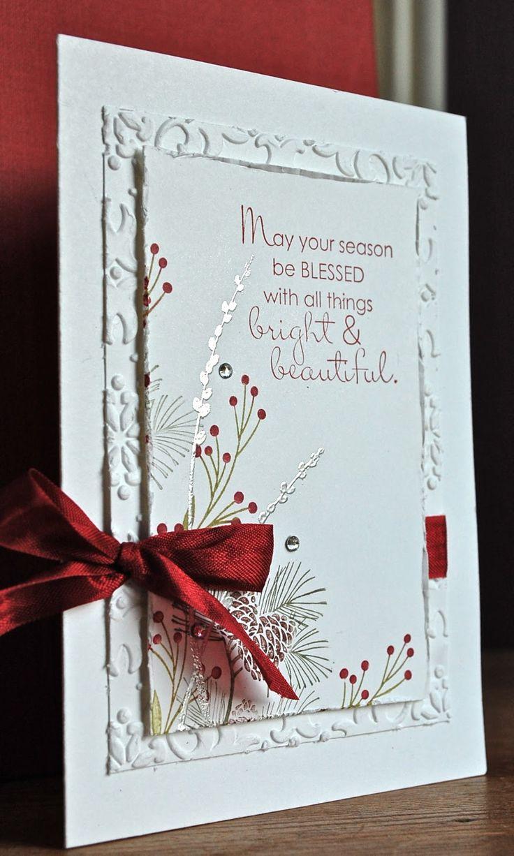 christmas card ideas simple
