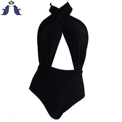one piece swimsuit monokini swimsuit Beach Wear swimwear women one piece bathing suits swimsuit female