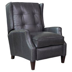 Gray & Leather Recliners on Hayneedle - Gray & Leather Recliners For Sale