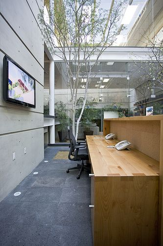 Office Design- Outside Inside