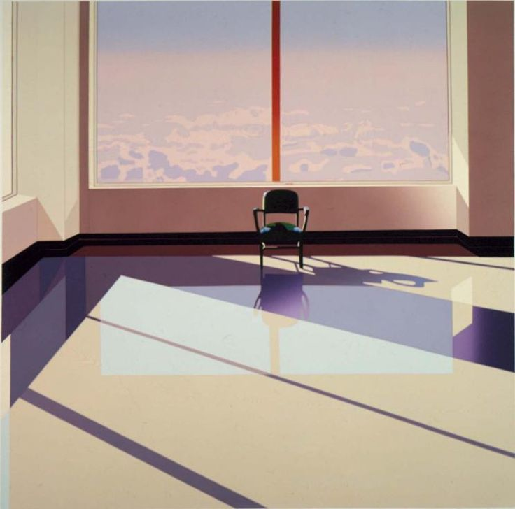 Waiting Room for the Beyond, John Register