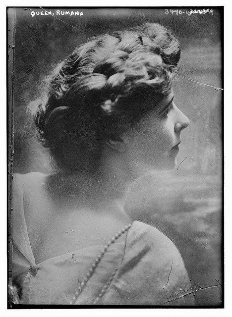 Queen of Romania, granddaughter of Queen Victoria