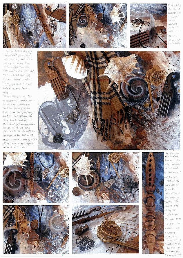 Digital manipulation of images: igcse art and design