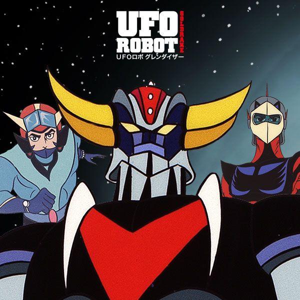 UFO Robot Goldrake: la serie cult di Go Nagai in edicola con La Gazzetta dello Sport | cartoonmag.it