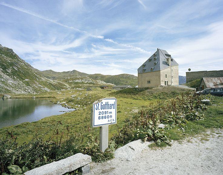 Miller Maranta - Gotthard Hospital