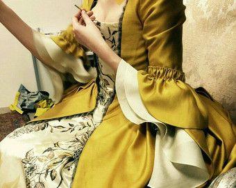 Outlander geïnspireerd Marie Antoinette hakken door HexHeartHollow