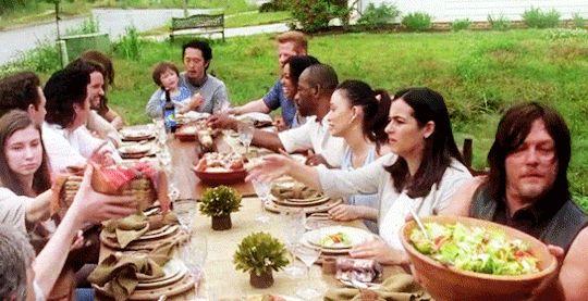 The Walking Dead Season 7 premier