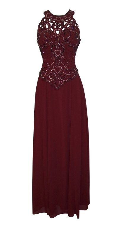 2014 mother of the bride dresses burgundy plus size for Burgundy wedding dresses plus size