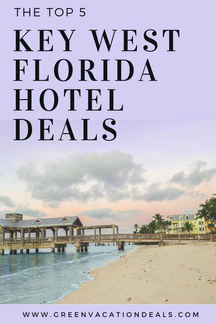 Looking for Key West Florida hotels for your Key West vacation? Check out the Top 5 Key West Florida Hotel Deals. Save big on your hotel stay on your Key West trip. Florida Vacation Ideas - visit the beach without ruining your budget! Travel Tips for Key West Florida #KeyWest #Florida #HotelDeals #Beach #BeachResort #FloridaKeys #Keys #Island #Hotel #Travel #BudgetTravel #TravelDeals #Vacation #Trip #flkeys #LoveFL #Floridabeach #SouthFlorida #beachtrip #discoverflorida