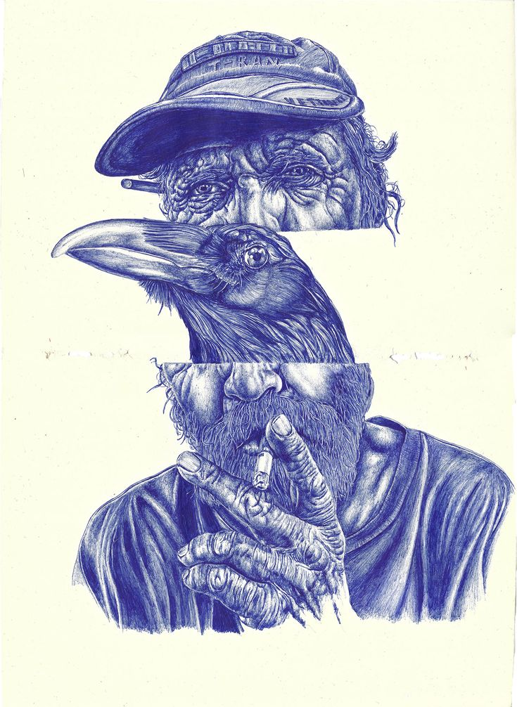 Sketchbook – Mark Powell