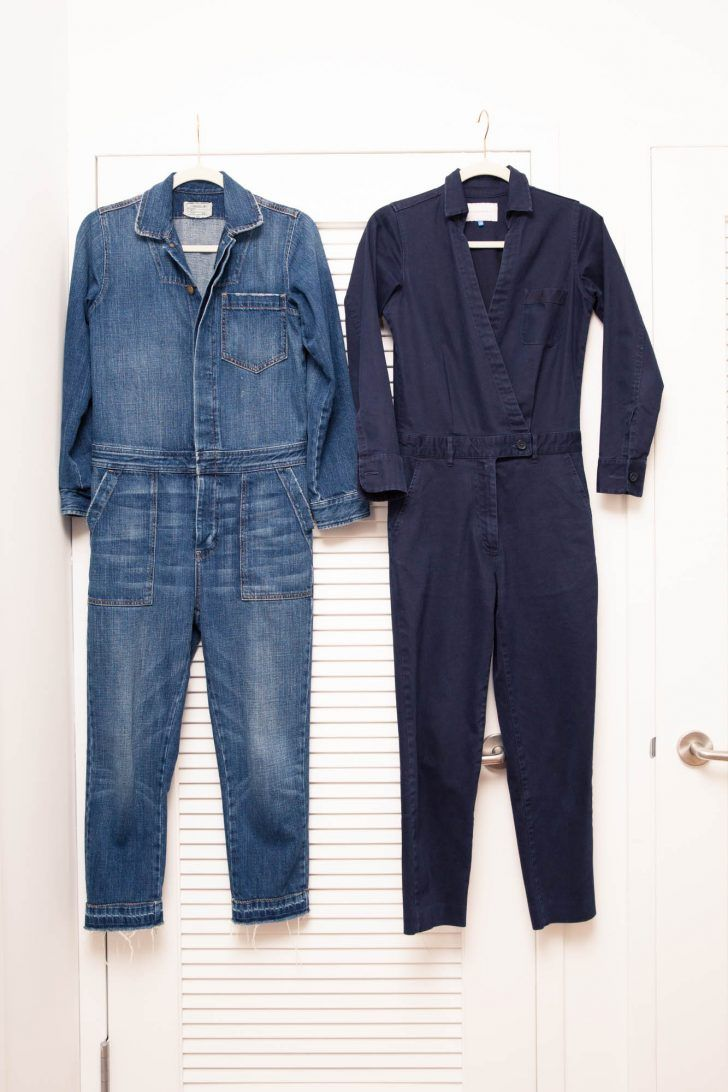 Inside Vogue's Branded Content Director's Closet: Current/Elliot, Saturdays NYC Jumpsuits | coveteur.com