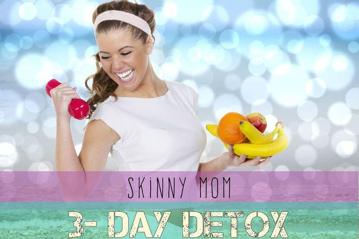 Three Day Detox Diet Plan