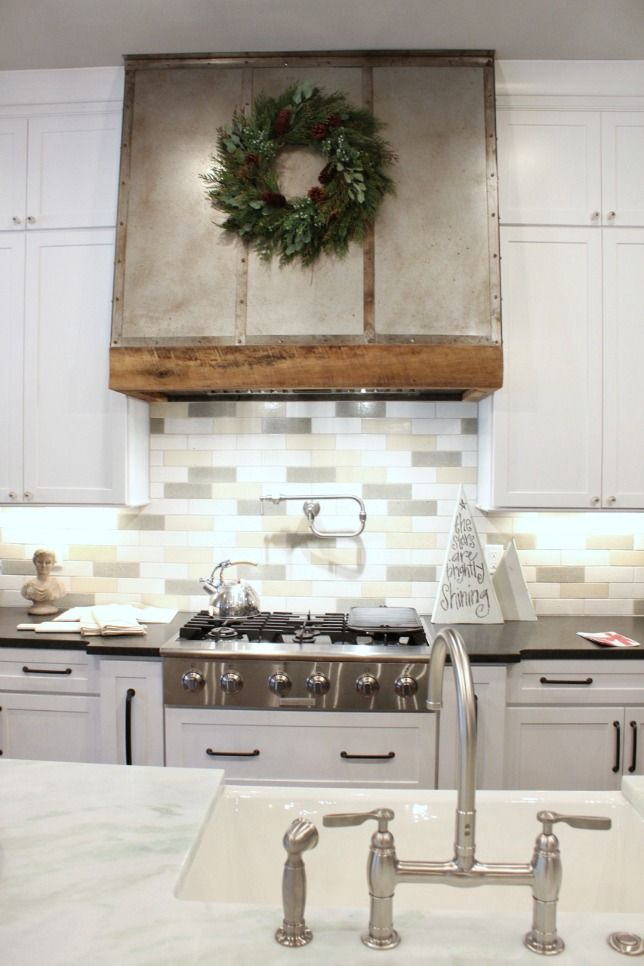 parade of homes inspiration kitchen range
