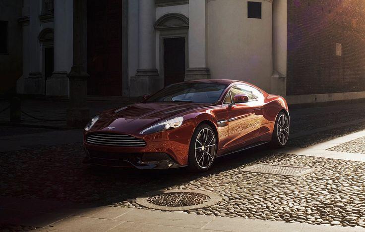 Aston Martin Vanquish (anniversary edition) Brilliant :D