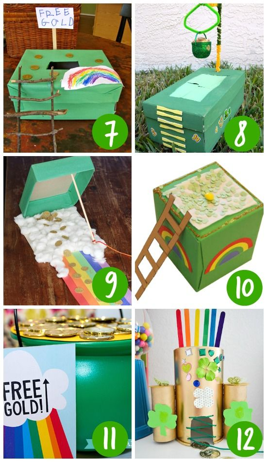 85  Leprechaun Traps, Tricks and Treats