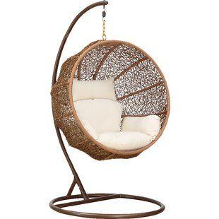 swing chair wayfair tommy bahama beach chairs sale orren ellis audra with stand apt diy ideas
