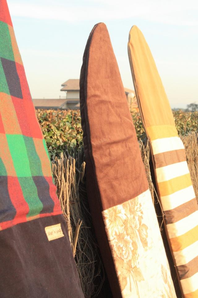 Sew 39 n sing board bags from zarautz spain swell - Tablas de surf decorativas ...