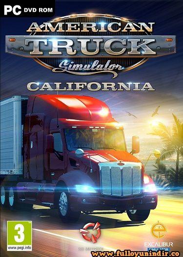 American Truck Simulator Tek Link