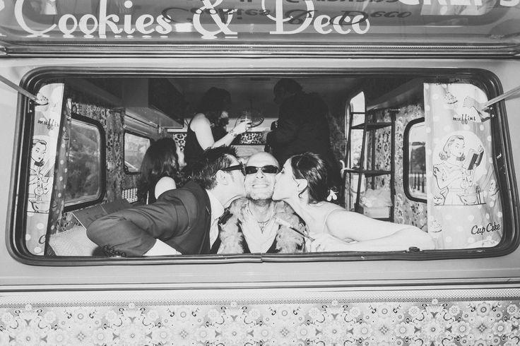 Caravana Decorada en Alquiler para eventos, Ibiza