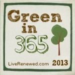 Green in 365 series