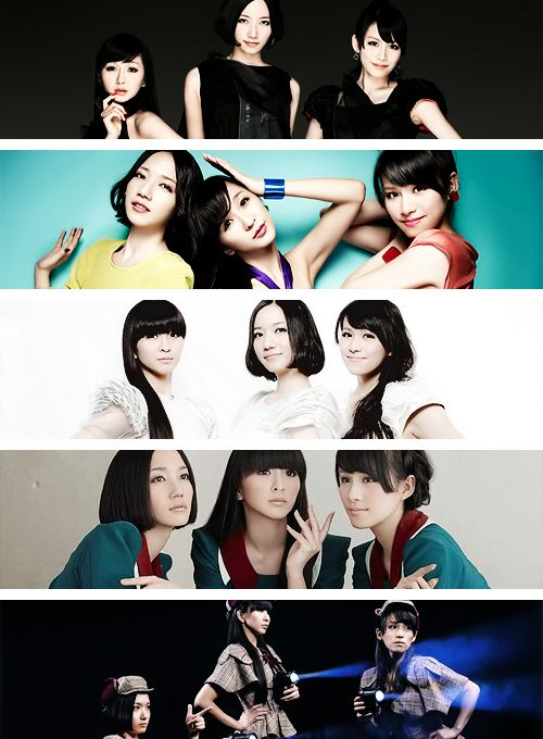 222 best images about Perfume (Japanese Band) on Pinterest ...