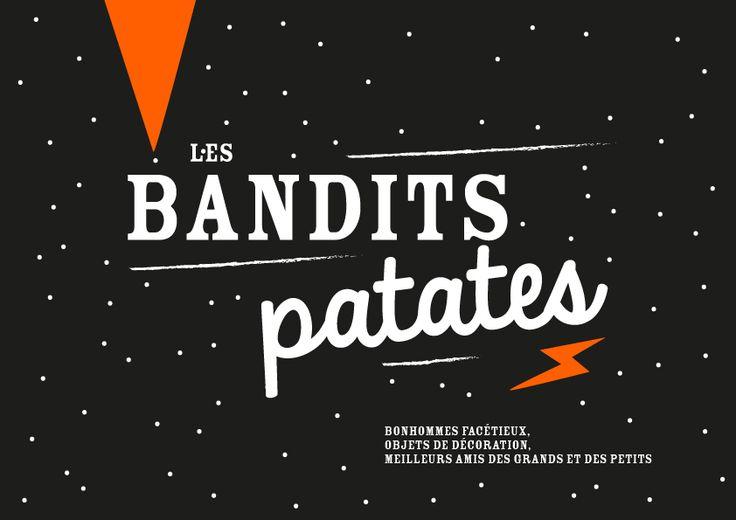 Les Bandits Patates / MilieO + Csil