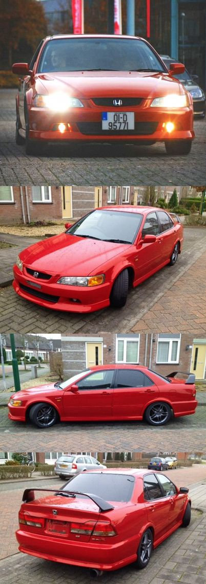 For Sale on TuneZup: #Tuned #HondaAccord Euro-R CL1 JDM 2001