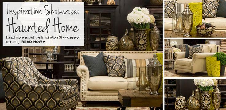 Haunted Home Showcase Nebraska Furniture Mart Home Pinterest Home Nebraska And Nebraska