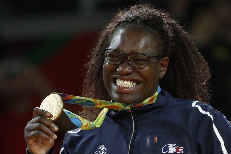 Rio GOLD: Emilie Andeol ends French drought with GOLD in women's JUDO…