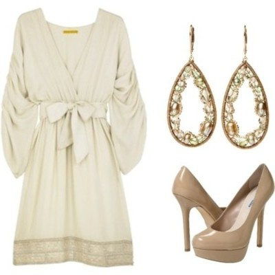 Love this!: Fashion, Rehearsal Dinner, Style, Nude Heel, Dream Closet, Clothes, Outfit, The Dress, Neutral