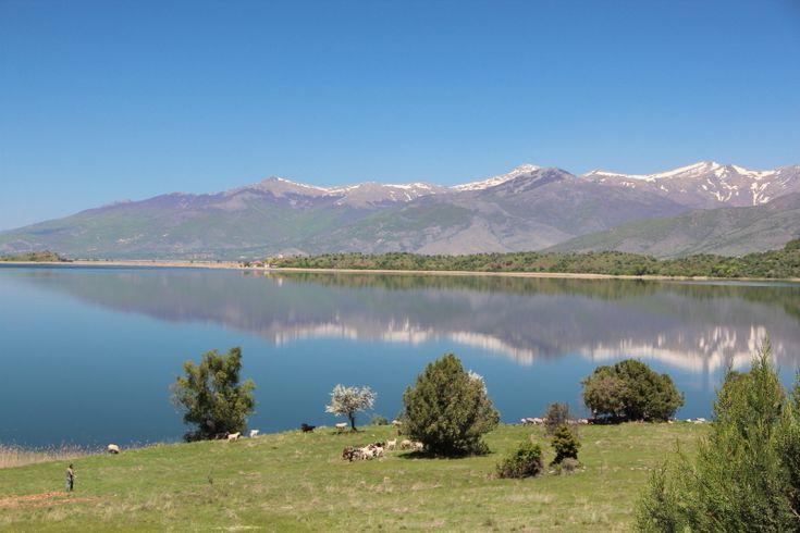 TRAVEL'IN GREECE | Lake Prespa, Greece, #travelingreece