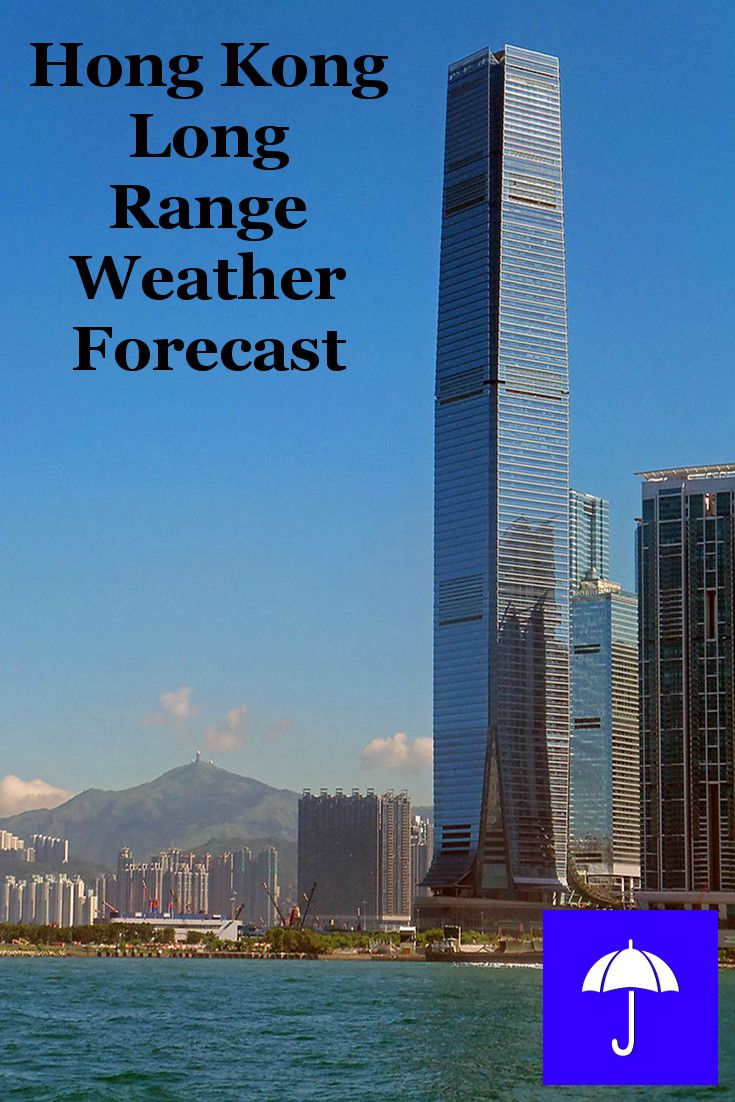 #HongKong Long Range #Weather Forecast.  30 days and beyond.  Plan your #Vacation #Travel, #Honeymoon #Wedding #Holiday now.